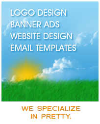 Logo, Banner, Email & Website Design
